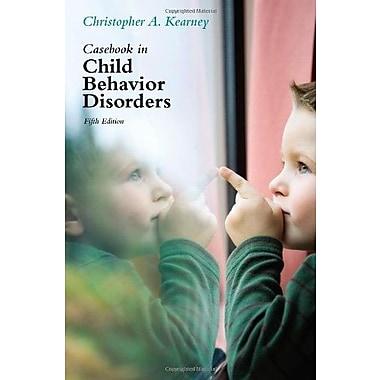 Casebook in Child Behavior Disorders, New Book (9781133490715)