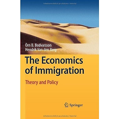 The Economics of Immigration: Theory and Policy, Used Book (9783540777953)