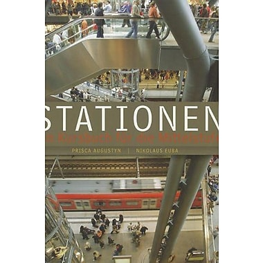 Stationen, AP* Edition, New Book (9781111341381)