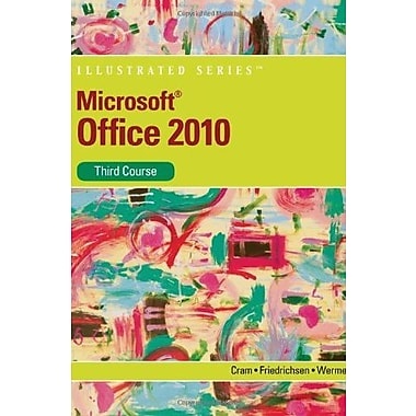 Microsoft Office 2010: Illustrated Third Course, Used Book (9780538748155)