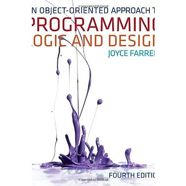 An Object-Oriented Approach to Programming Logic and Design, Used Book (9781133188223)