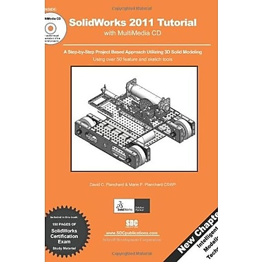 SolidWorks 2011 Tutorial, New Book (9781585036318)