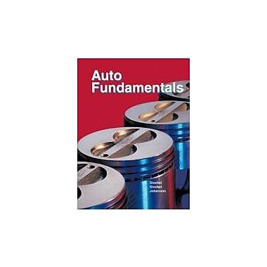 Auto Fundamentals, New Book (9781590703250)