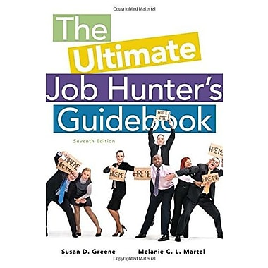 The Ultimate Job Hunter's Guidebook, New Book (9781285868103)