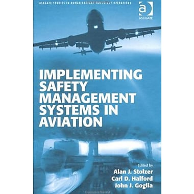 Implementing Safety Management Systems in Aviation, Used Book (9781409401650)