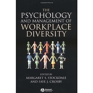 The Psychology and Management of Workplace Diversity, New Book (9781405100960)