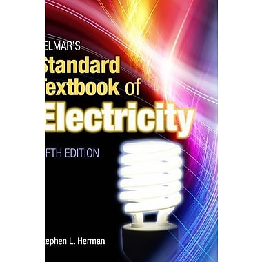 Lab Manual Experiments in Electricity for Use with Lab-Volt (9781111539177)