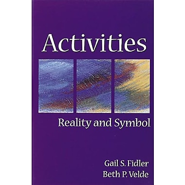 Activities: Reality and Symbol, New Book (9781556423833)