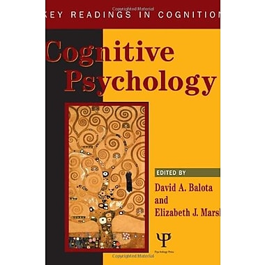 Cognitive Psychology: Key Readings (Key Readings In Cognition) (9781841690650)