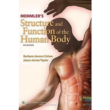 Memmler's Structure and Function of the Human Body, New Book (9780781765886)
