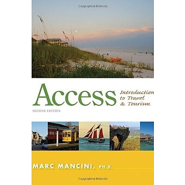 Access: Introduction to Travel and Tourism, Used Book (9781133687030)