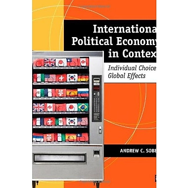 International Political Economy in Context, New Book (9781608717118)