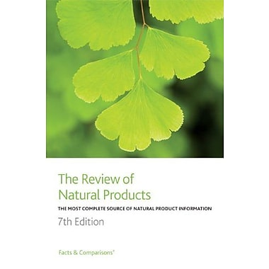 The Review of Natural Products, Used Book (9781574393460)