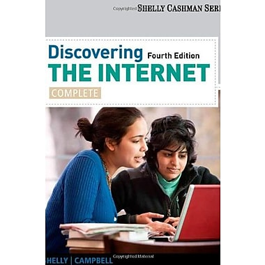 Discovering the Internet: Complete (Shelly Cashman), (9781111820725)