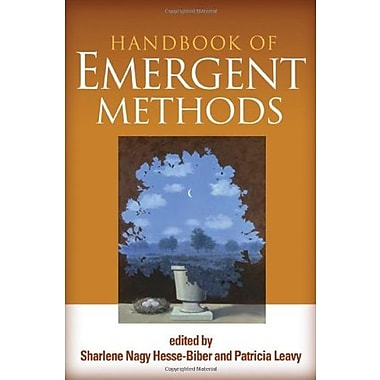 Handbook of Emergent Methods, New Book (9781609181468)