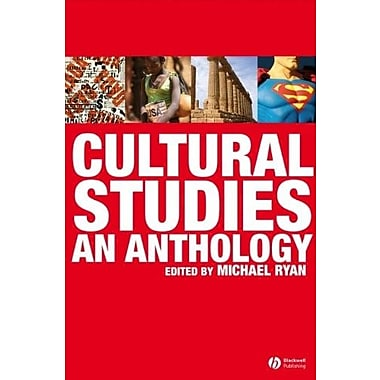 Cultural Studies: An Anthology, New Book (9781405145770)