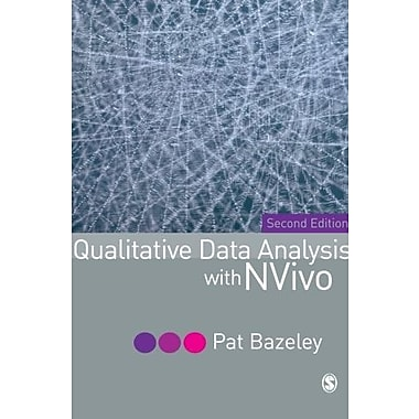 Qualitative Data Analysis with NVivo, Used Book (9781412921411)