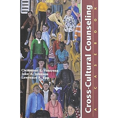 Cross-Cultural Counseling: A Casebook, Used Book (9781556202100)