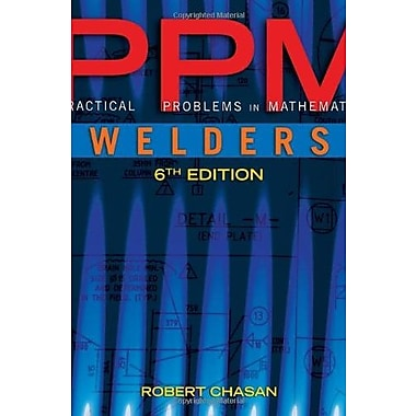 Practical Problems in Mathematics for Welders, New Book (9781111313593)