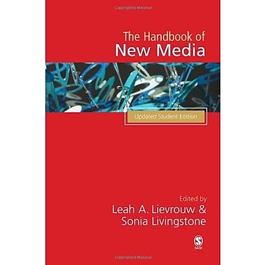 Handbook of New Media: Student Edition, (9781412918732)
