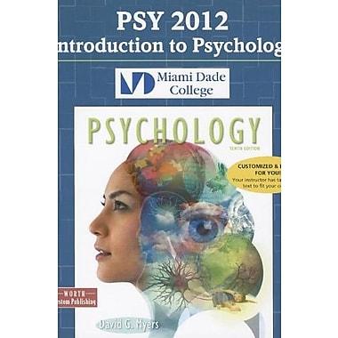 Custom Miami Dade Psychology 10e (9781464133305)