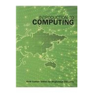 Introduction to Computing (4th Edition), (9781256727842)