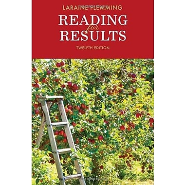 Reading for Results, New Book (9781133589969)