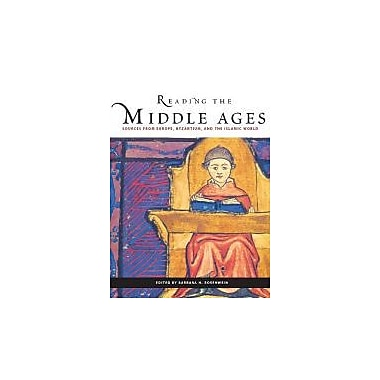 Reading the Middle Ages: Sources from Europe, Byzantium, and the Islamic World, New Book (9781551116938)