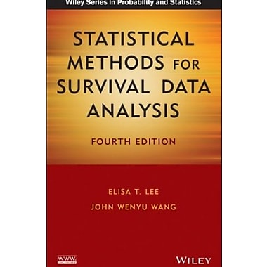 Statistical Methods for Survival Data Analysis, New Book (9781118095027)