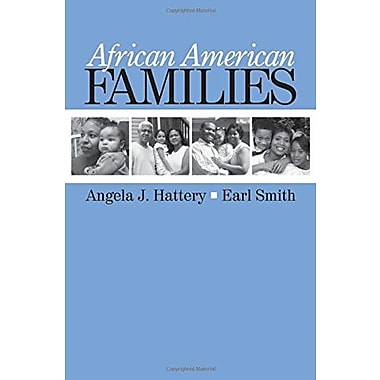 African American Families, New Book (9781412924665)
