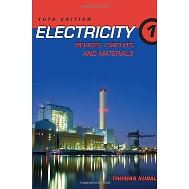 Electricity 1: Devices, Circuits, and Materials, Used Book (9781111646691)