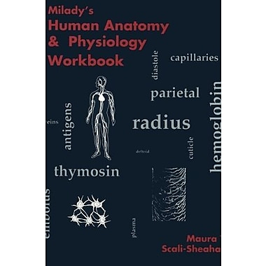 Milady's Human Anatomy and Physiology Workbook, New Book (9781562531577)