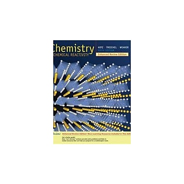 Chemistry and Chemical Reactivity, Enhanced Review Edition (with General ChemistryNOW(TM)) (9780495112990)