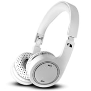 Nakamichi® BTHP03 On-The-Ear Bluetooth Headphones, White