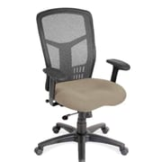 Storlie Ultra Mesh High-Back Executive Chair; Latte