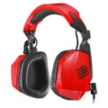 Mad Catz® F.R.E.Q.™ 3 Stereo Gaming Headset For PC, Mac and Smart Devices, Red
