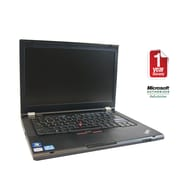 "Refurbished Lenovo T420, 14"" laptop, Intel Core i5 2.5 GHz, 4GB Memory, 750GB Hard Drive, DVDRW, Windows 10 Professional 64BIT"