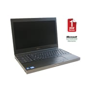"Refurb Dell M4600, 15.6"" laptop, Intel Core i7 2.3 GHz, 4GB Memory, 128GB SSD Hard Drive, DVDRW, Windows 10 Professional 64bit"