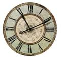 Cape Craftsmen Oversized Victorian 29'' Wall Clock