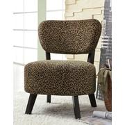 Wildon Home   Shady Shores Leopard Slipper Chair