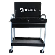 Excel 30'' Wide 1 Drawer Tool Cart