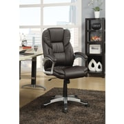 Wildon Home   Leather Office Chair
