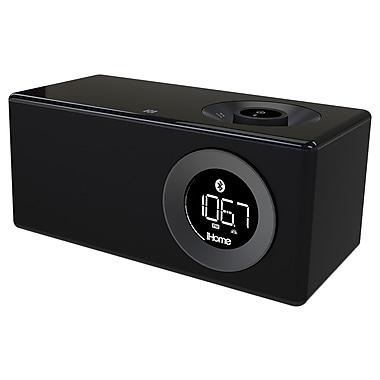 iHome Studio Bluetooth Music System, Black