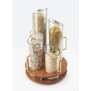 Cal-Mil 5 Piece Round Cereal Dispenser Set