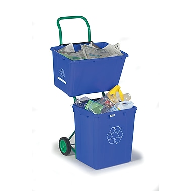 Bios Living Two-Tier Recycle Cart