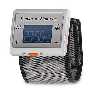 Bios Living Shake & Wake Alarm Clock