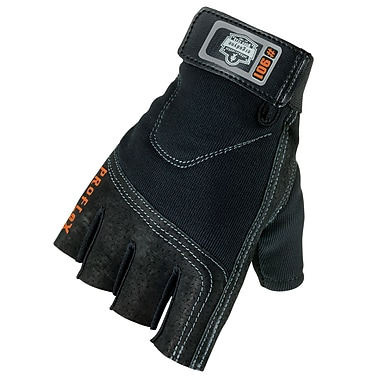 Bios Living Half Finger Gloves, Medium