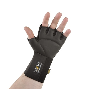 Bios Living Half Finger Anti-Vibration Gloves, Left Hand