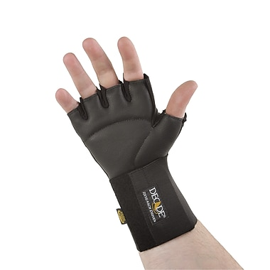 Bios Living Half Finger Anti-Vibration Glove, Right Hand, X-Small-Medium