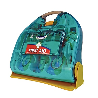 Astroplast Saskatchewan Level 2 First Aid Kit, Regulatory, Wall-Mounted